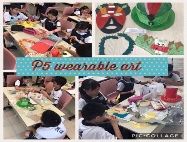 P5 Wearable Art - Photos