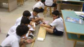 Hands-on Activities during Science Lab lessons - Photo 01